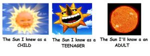 The Sun by Mask--Chan