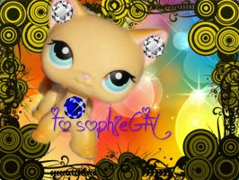 To SophieGTV by wednesdayLPS