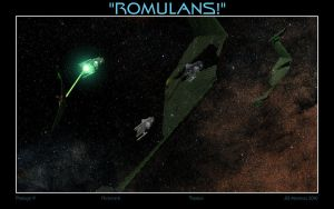 Romulans by dragonpyper