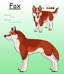 SC's Fox has stolen the goose - Fox by StrengthAndCalmness