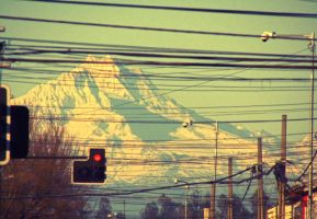 Mountain In The City by REGGDIS