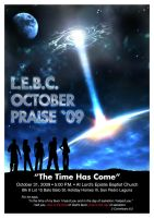 October Praise Poster by LCrook
