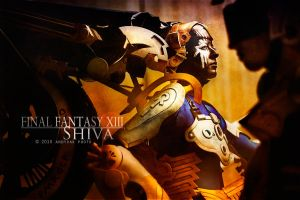 Shiva, FF XIII by andy-rak