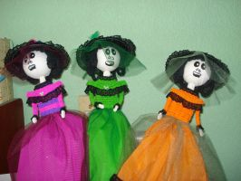 Catrinas by Candy27
