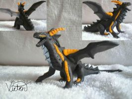 Dark dragon by VictorCustomizer
