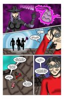 Universe's End Page 3 by mja42x