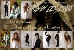 Exclusive Urban Legends Pack by lindowyn-stock