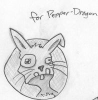 bribe for pepper-dragon by Krizteeanity