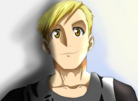 Alphonse Elric FMA by Mr123GOKU123
