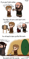 HOBBIT: If You Give by Kumama