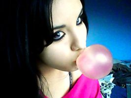 bubble gum YUM by HACKproductions