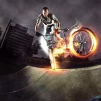bmx freestyle 2 by onemicGfx