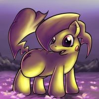 Pika Pony by PuddlesOfCuddles
