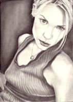 Claire Danes by weezie