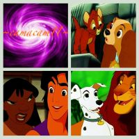 +Disney Crossover Collage+ 2 by camacam11