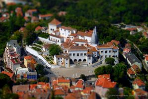 Mini Sintra National Palace by jpgmn
