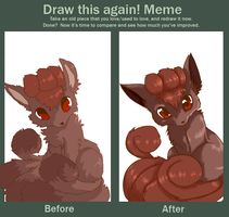 Before and After Meme by Nixhil