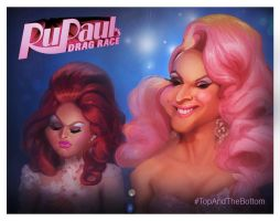 RuPaul's Drag Race: S06 E04 - The Top and Bottom by plaidklaus