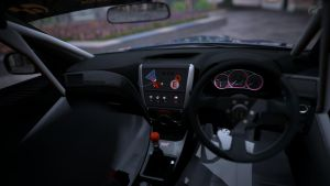 Impreza TC - Interior I by r0n1n49