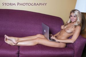 Sexy Macbook Air by phreakstorm