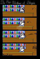The Mini Adventures of Shuyin 1 by ShuyinK