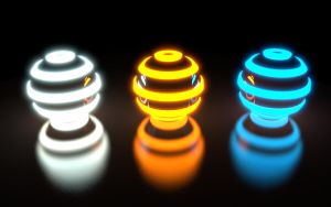 Light Spheres by reshind