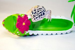 Scarlett -Lime Green Shoe - 2 by creative1978