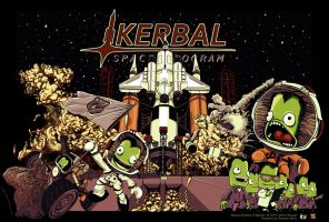 Kerbal Space Program by wild7even