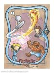 fantastic four artist proof 2 by katiecandraw