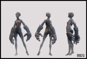wip02 poseTest by sKasse