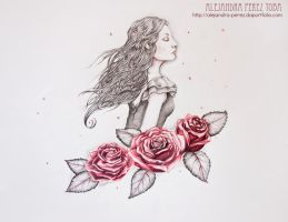 Roses by Anhyra