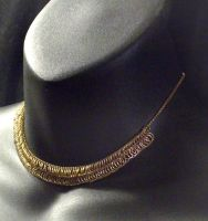 Gold Chainmail Chain by MorganCrone