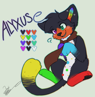 Ally ref (Check description!) by T1N-CAN