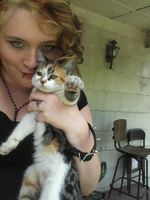 KBA and kitty by KittyBadAss