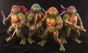 "Teenage Mutant Ninja Turtles ""the Movie"" by plasticplayhouse"