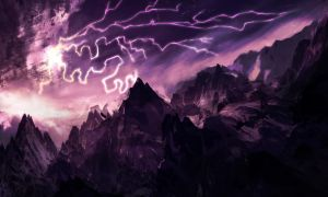 Coming of the Storm King by SaxonSurokov