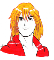 Ken Masters by Mayleth