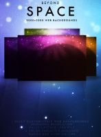 Beyond Space Backgrounds by ibRC