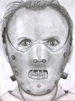 Dr. Hannibal Lecter by mariana-a