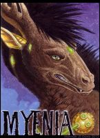 Myenia Conbadge by Ahkahna