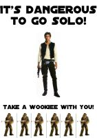 It's Dangerous To Go Solo! by ReloC3