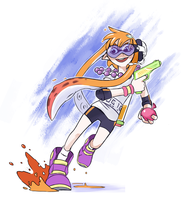 Inkling by Scribblehatch
