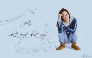 Forget me not... by AyakaNee