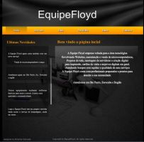 equipe floyd site template by Emersonpriest