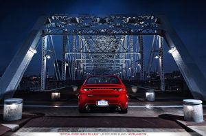 2013 Dodge Dart R/T 12 - Press Kit by notbland