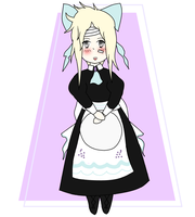 My Capital as a Maid by pridnestrovie