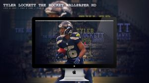 Tyler Lockett The Rocket Wallpaper HD by BeAware8