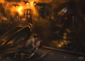 The End of Days by nikaworks