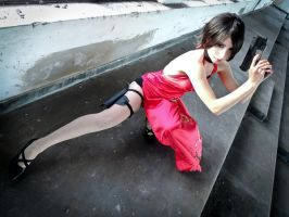 Ada Wong cosplay by Maysis