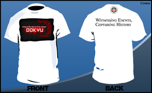 Dokyu T-Shirt Design3 by Christophere13